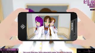 A-RISE Love Live! Mod    Yandere Simulator