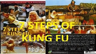 Kung Fu Lovers | 7 Steps Of Kung Fu (Action-Packed)
