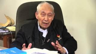 Saludos del Padre Alejandro Santisteban