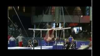 Рейтинг самых сложных и интересных элементов спортивной гимнастики на 2014 год