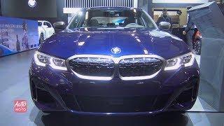 2019 BMW M340i xDrive - Exterior And Interior Walkaround - 2019 Montreal Auto Show