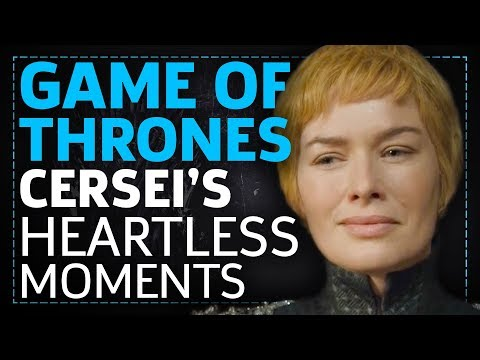 Game Of Thrones Cersei Lannister S Most Heartless Moments