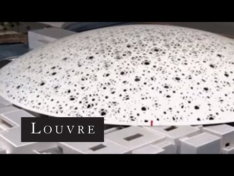 Louvre Abu Dhabi: Architecture and exhibition design