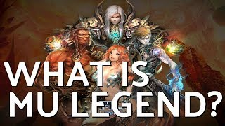 What Is MU Legend: Is This Diablo MMORPG Clone Worth Playing?