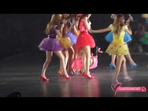 130421 SNSD - WayToGo 티파니몰이 JeTi by TeamTiffany (Japan 2nd Arena Tour OSAKA)