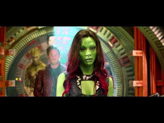 Guardians of the Galaxy Gamora Exclusive Interview with Zoe Saldana- Regal Movies [HD]