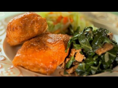 Vegan Recipe: Vegan Fried Chicken?!