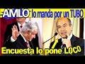 Son Los Síntomas De Un Ex Presidente Desesperado Por Popularidad De AMLO