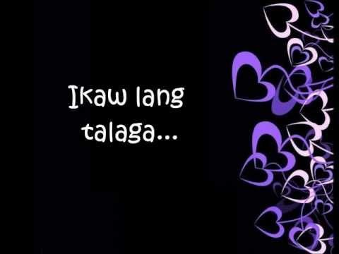 Yeng Constantino - Ikaw Lang Talaga