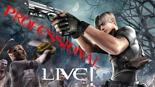 Resident Evil 4: Professional Difficulty | The Final Part [Stream]