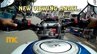 New Action Camera Mount for my Bike || Review || Yamaha FZ-S V2.0