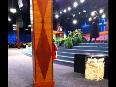 MARVIN SAPP (2012) Preaching @ Bishop NOEL JONES City of Refuge WINTER REVIVAL - 01/17/12