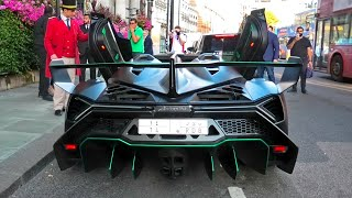 SUPERCARS in LONDON September 2019