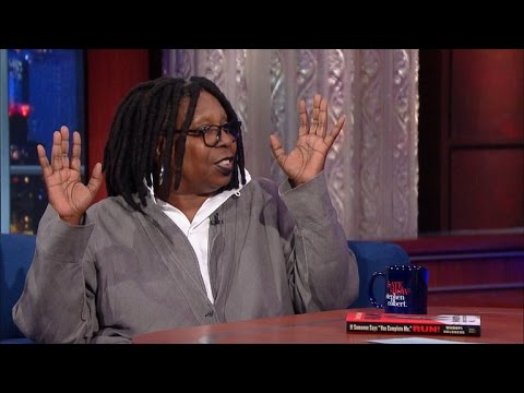 Whoopi Goldberg Is Ok Being On Her Own