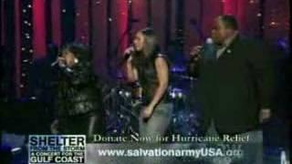 Alicia Keys, Shirley Caesar,Alvin Slaughter & Bishop Daniels