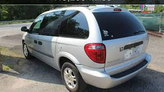 2003 Dodge Caravan SE Used Cars - Harwood,MD - 2019-05-20