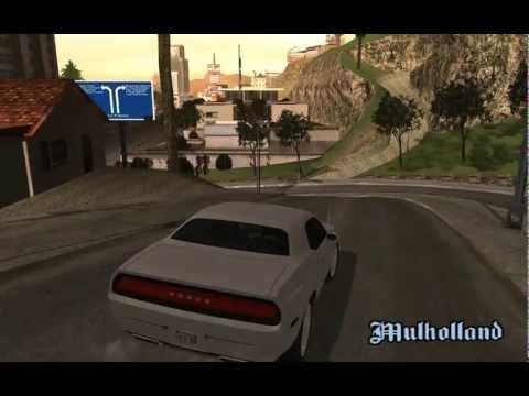 GTA V to SA: Realistic Handling