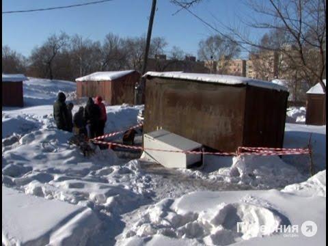 Труп женщины нашли в холодильнике, сданном на металлолом.MestoproTV