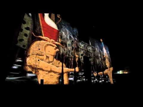 Sound and Light Horus Temple Edfu Act 3.1