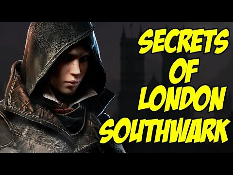 Assassins Creed Syndicate SouthWark Music Box Collectibles Secrets of London