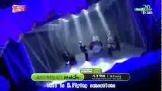 【Live+中字】N.Flying (엔플라잉) - Awesome (기가 막혀) @ 150524 人氣歌謠 Inkigayo