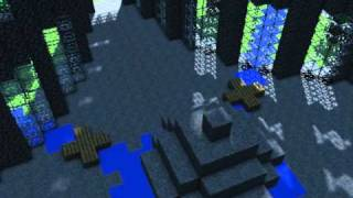 MikeBold Tower Minecraft Animation