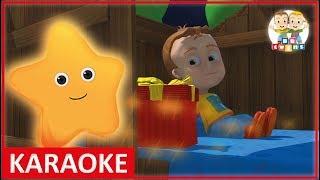 KARAOKE    Star Light Star Bright   Nursery Rhymes for kids