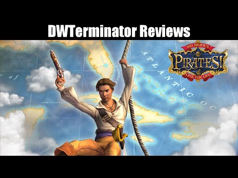 Review - Sid Meier's Pirates! (2004)