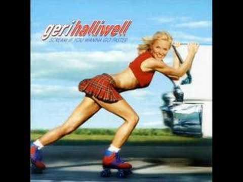 Geri Halliwell Brave New World