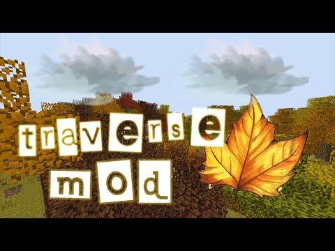 Minecraft 1.12.2 BIOMAS EPICOS!!!!! Traverse Mod Español!