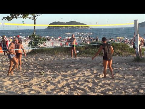 Futevolei - Barra da Tijuca - Rio de Janeiro 2014 - Footvolley