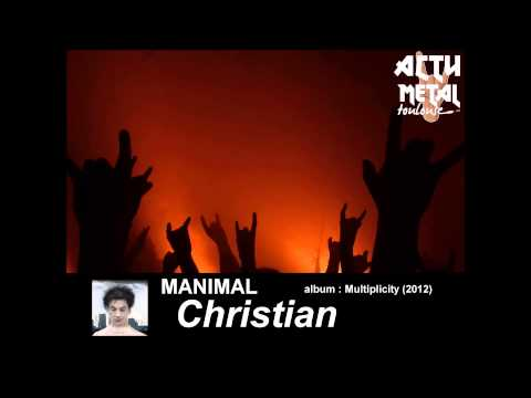 [DEATH METAL] MANIMAL - Christian