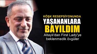 Fatih Altaylı : Hayrünnisa Gül'e helal olsun