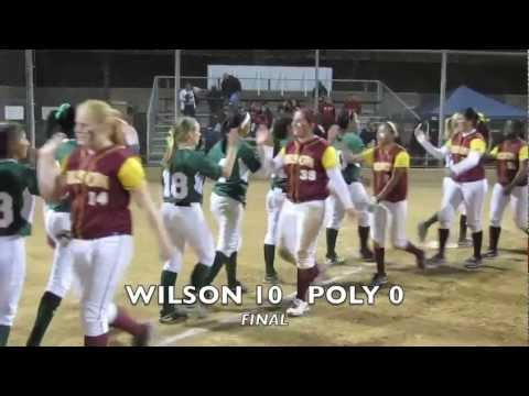 High School Softball: LB Wilson vs. LB Poly