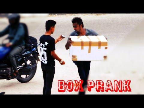 Nepali Prank- Box Prank video