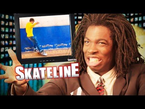 SKATELINE - Luan Oliveira, Mark Suciu, Sean Pablo, Ronnie Sandoval, Jake Donnely Kickflip & More
