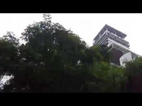 Ambani antilia house HD video