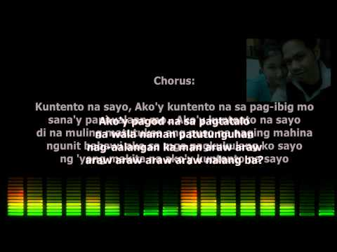 Kuntento Na Sayo  - Curse One (jebeats) video