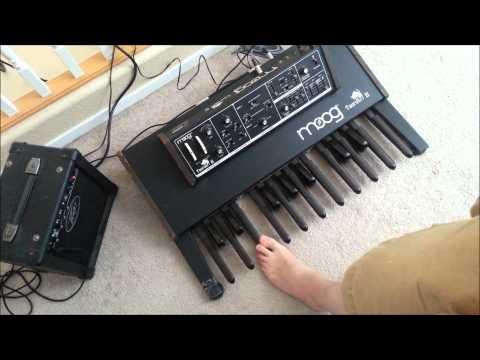 Moog Taurus 2 Bass Pedals