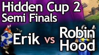 AoE2 Hidden Cup #2   Semifinal #2