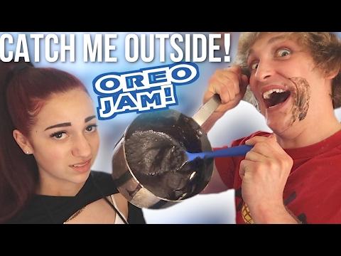 "WE MADE JAM OUT OF OREOS! (Feat. Danielle Bregoli ""Cash Me Ousside"") thumbnail"