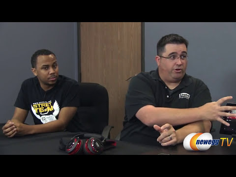 Mike Ross and Creative Sound Blaster EVO ZxR Interview - Newegg TV