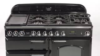 Rangemaster Classic Deluxe 110 Dual Fuel Range Cooker Overview