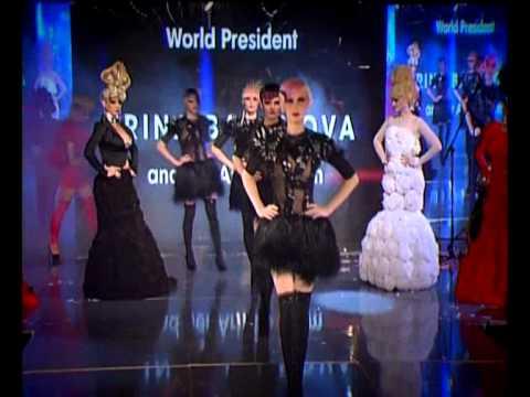 Irina Baranova Fashion Show  OMC ISRAEL 2011