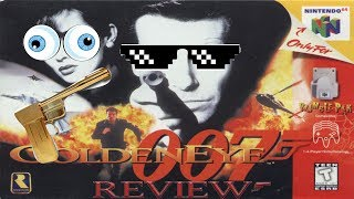 THIS GAME IS OVERRATED - Goldeneye 007 Review