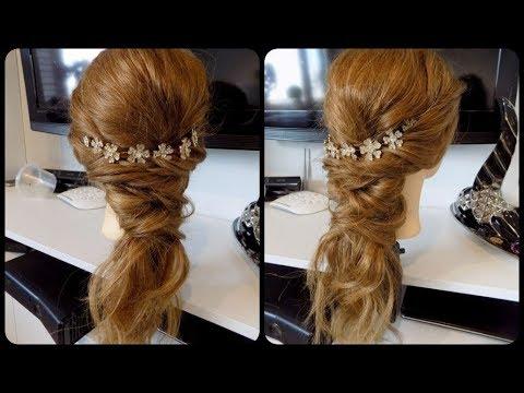 Fryzura Na Każdą Okazję   Łatwa Fryzura   Hairstyles