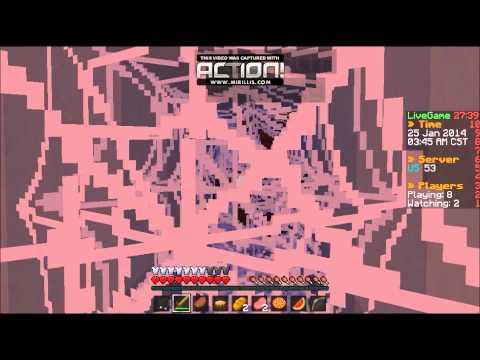 【minecraft】弱者のハンガーゲームズ #1