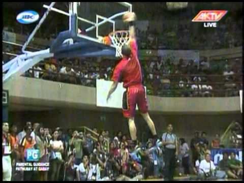 Chris Ellis PBA 2013 Slamdunk Champion