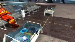 Прохождение игры исход с земли видео плавильный цех