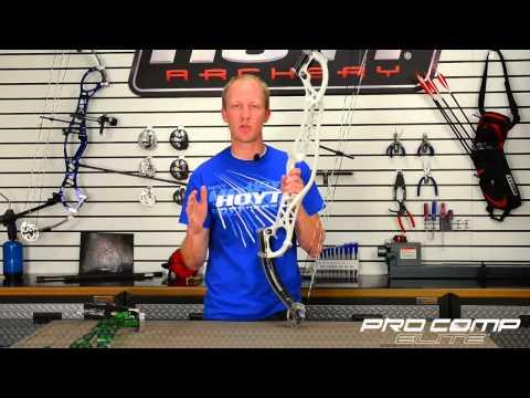 Hoyt Pro Comp Elite and Pro Comp Elite XL 2013